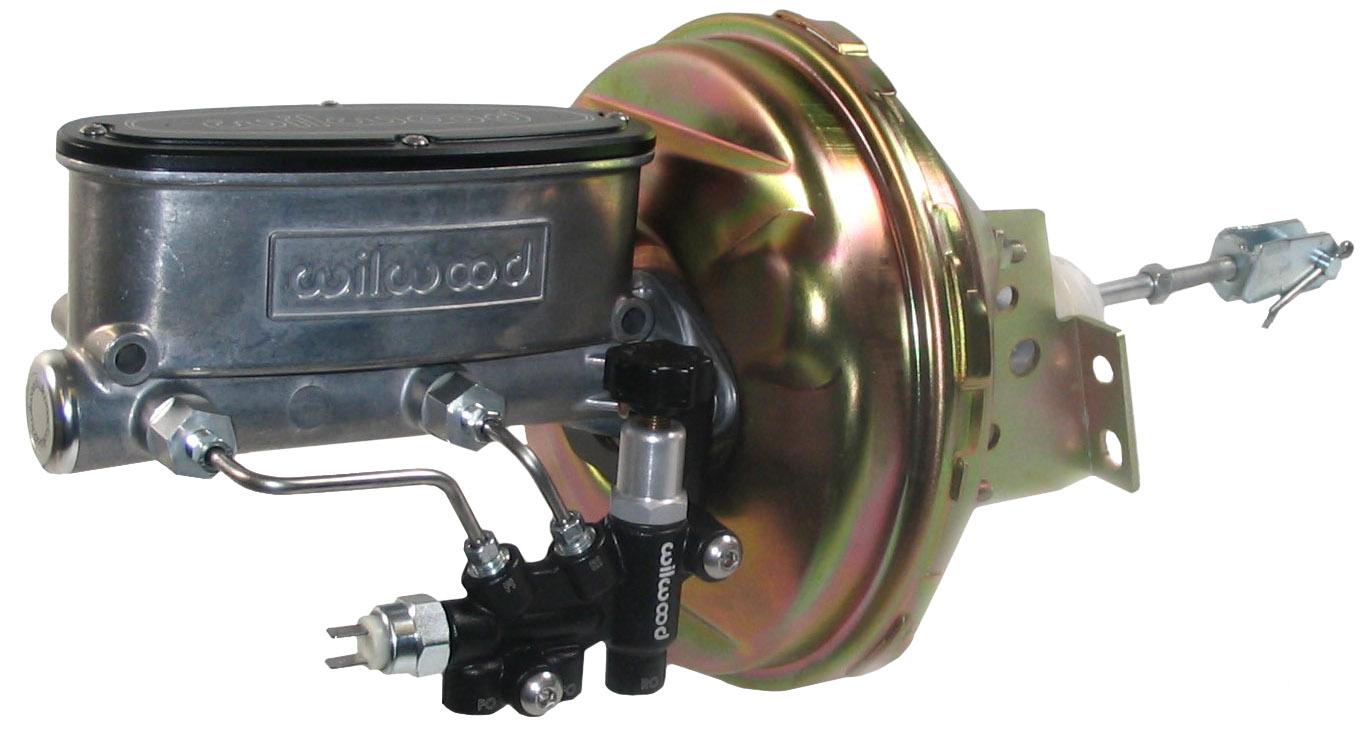 New Power Brake Booster  U0026 Wilwood Master Cylinder