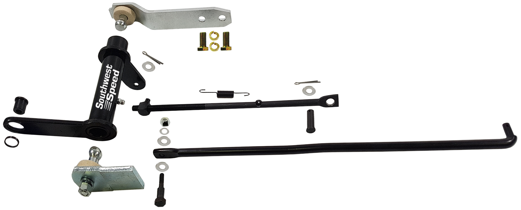 new 1957 chevy clutch pedal linkage kit 3  4 u0026quot  z