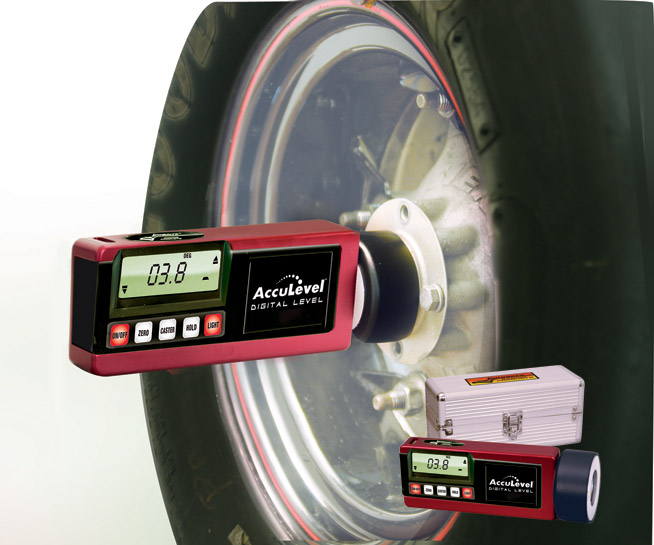 caster camber gauge instructions