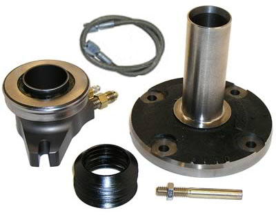 NEW RAM HEAVY-DUTY HYDRAULIC THROWOUT BEARING FOR STOCK CLUTCHES WITH LINE.