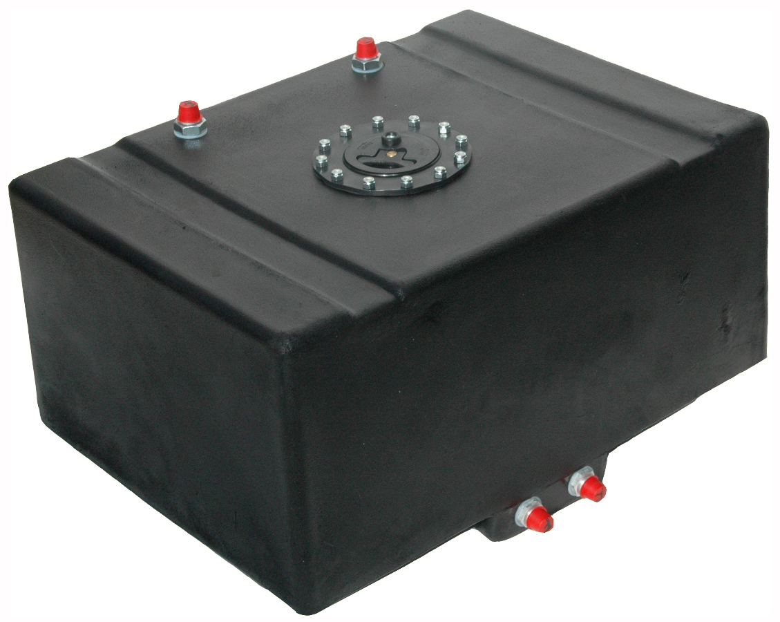 New Rci 16 Gallon Drag Racing Fuel Cell W Safety Foam Amp 2