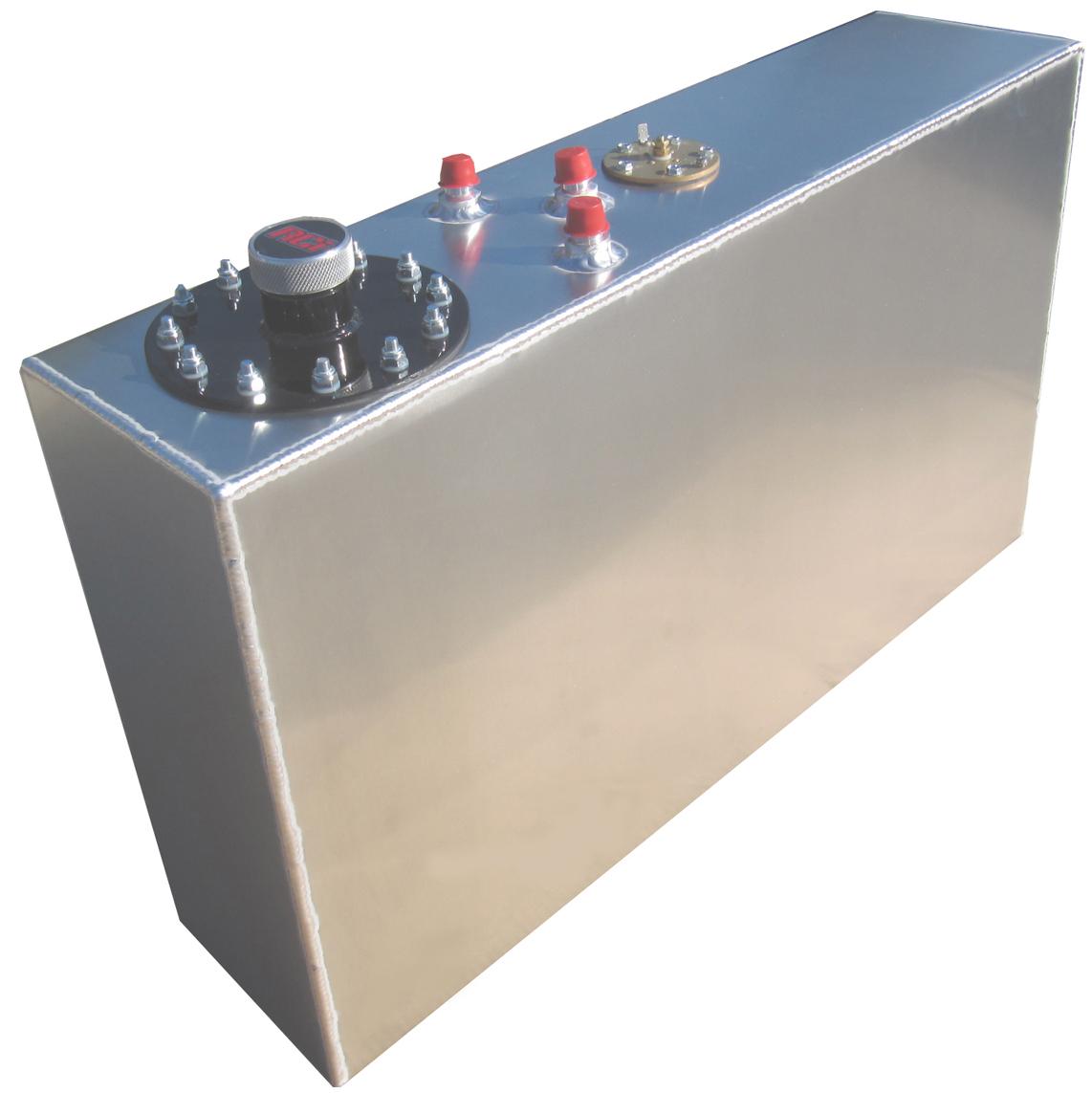New Rci 17 Gallon Street Rod Aluminum Fuel Cell 17 Quot W