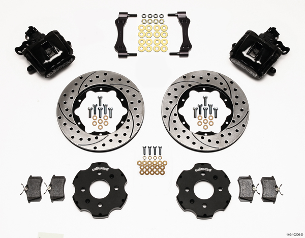 Wilwood Disc Brake Kit Honda Civic CRX 240mm 11 Drill