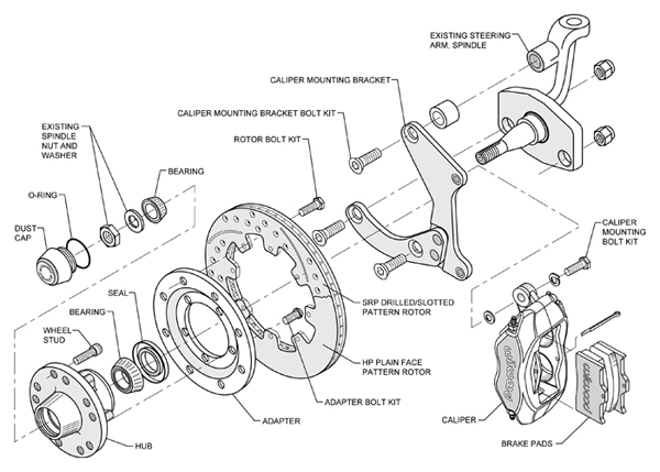 chevy rear end parts diagram