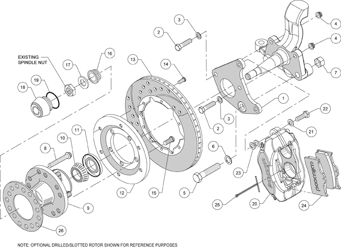 plymouth brakes diagram fiat brakes diagram wilwood disc brake kit,dodge & plymouth 62-72 b-body,70-72 ... #3
