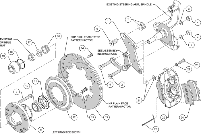65 mustang rear brake diagram html