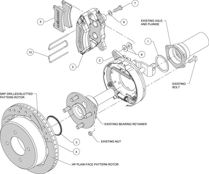 2014 Taurus Disc Brake Caliper Diagram Automotive Wiring