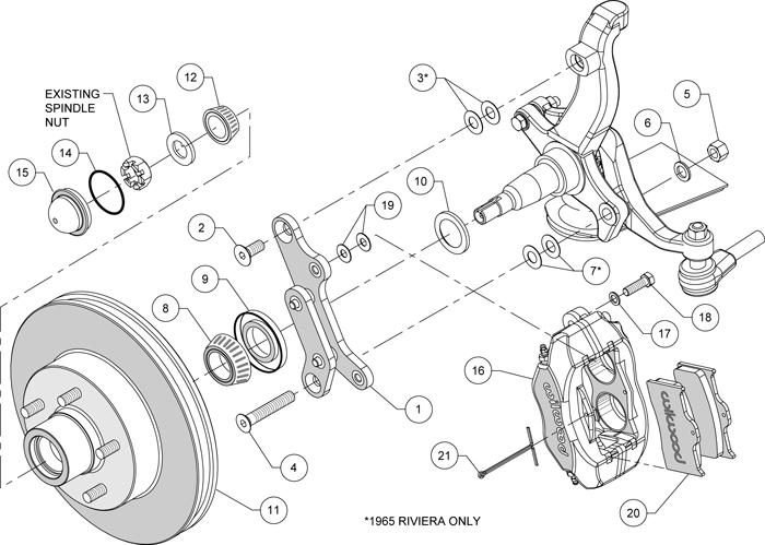 70 buick riviera wiring diagram