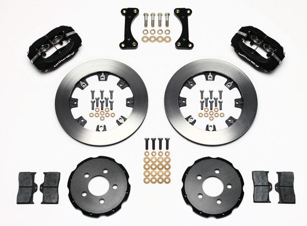 Wilwood Disc Brake Kit Front 01 08 Chrysler PT Cruiser 03 05 Dodge Neon SRT 4 12