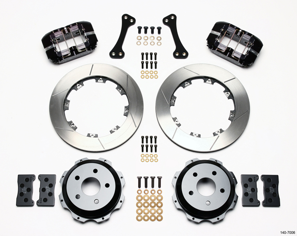 Wilwood Disc Brake Kit Subaru Impreza Coupe Wagon WRX