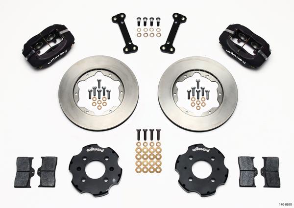 Wilwood Disc Brake Kit Honda Civic CRX 240mm 11 Rotors