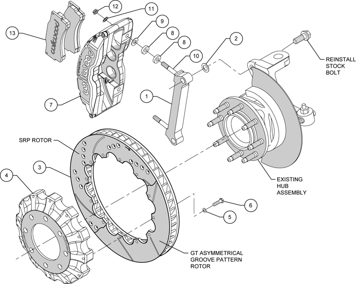 chevy 1500 rear brake diagram