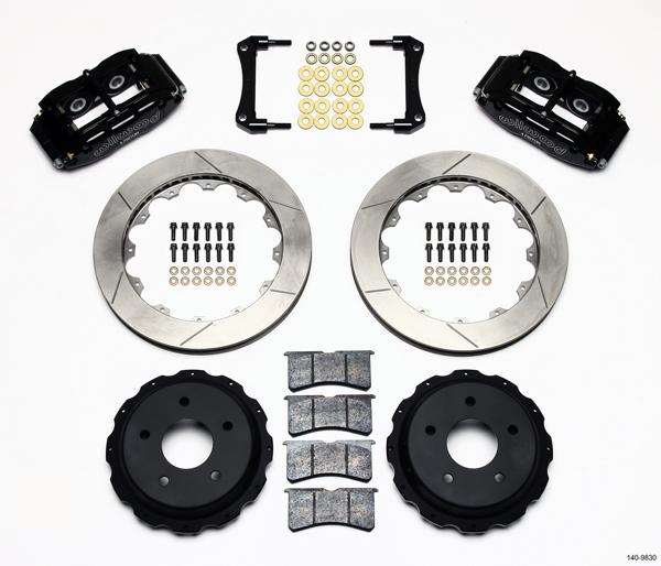 Wilwood Disc Brake Kit Rear w Parking Brake 98 02 Camaro 13 Rotors