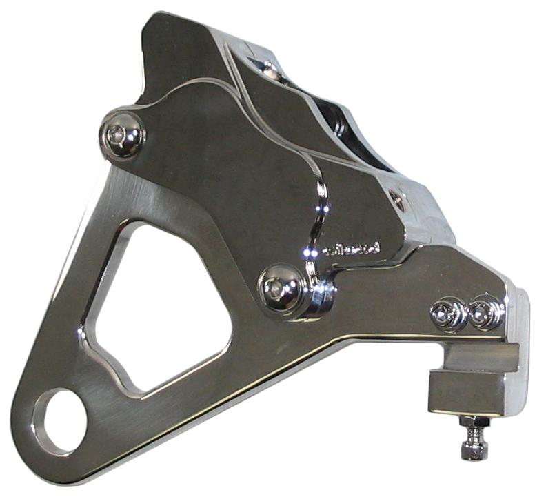 Wilwood Gp310 Brake Caliper  U0026 Bracket 2000