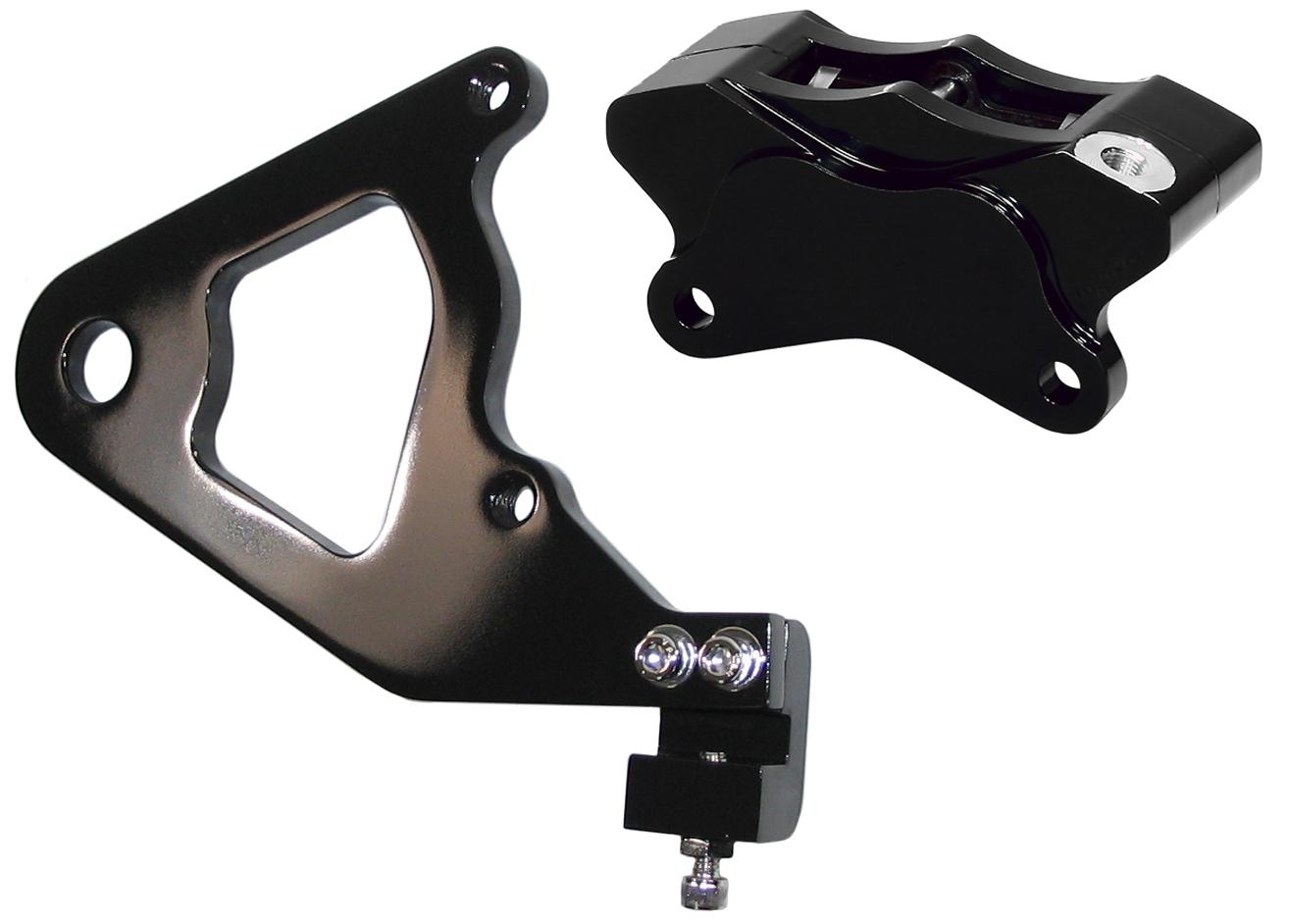 how to put seal around brake piston